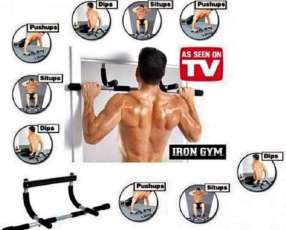 Door gym multifunción