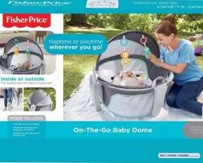 Camping para bebé