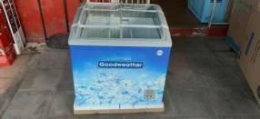 Congelador para helado Goodweather 220 litros