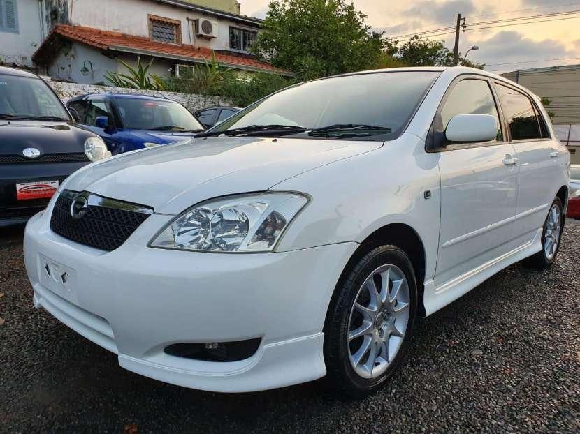 Toyota Runx Z 2004 - 2