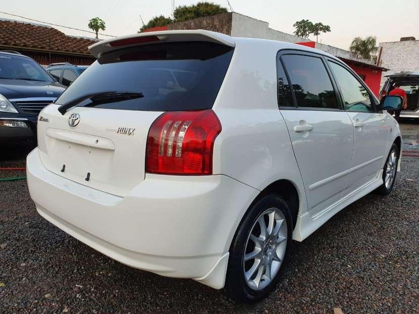 Toyota Runx Z 2004 - 6