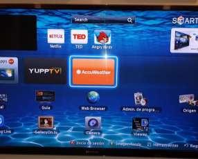 TV Smart Samsung de 64 pulgadas 3D con 4 lentes