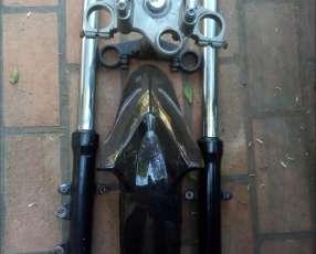 Amortiguador delantaero de Yamaha fz