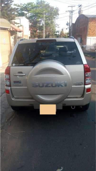 Suzuki Grand Vitara 2009 de Censu - 4
