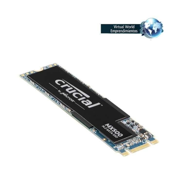 Disco duro SSD M.2 menos tamaño consumo y temperatura - 0