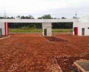 Terreno barrio cerrado de 8 hectáreas Capitán Miranda Itapúa