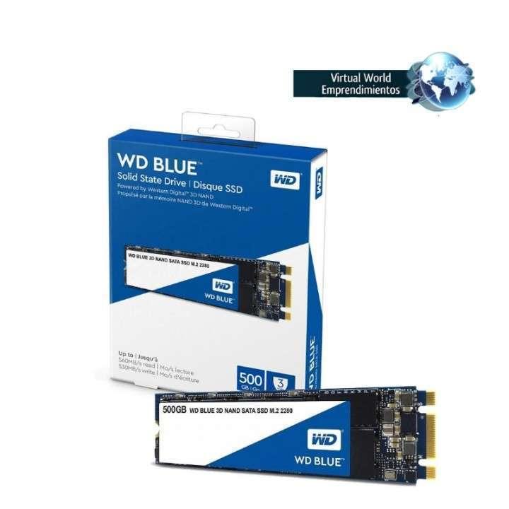 Disco duro SSD M.2 menos tamaño consumo y temperatura - 1
