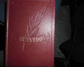 Libro de Francisco de Quevedo Villegas