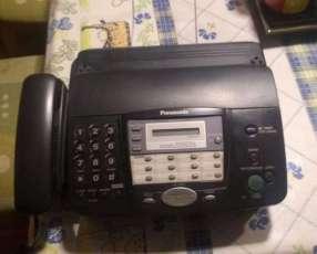 Teléfono con fax