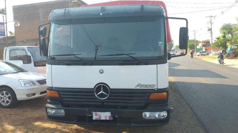 Mercedes Benz Atego 815 2001 - 0