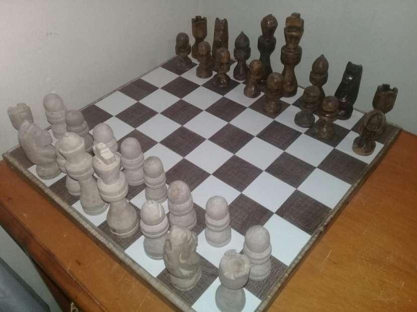 Juego de ajedrez - 0