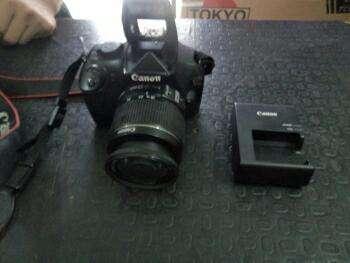 Cámara Canon t3 - 0