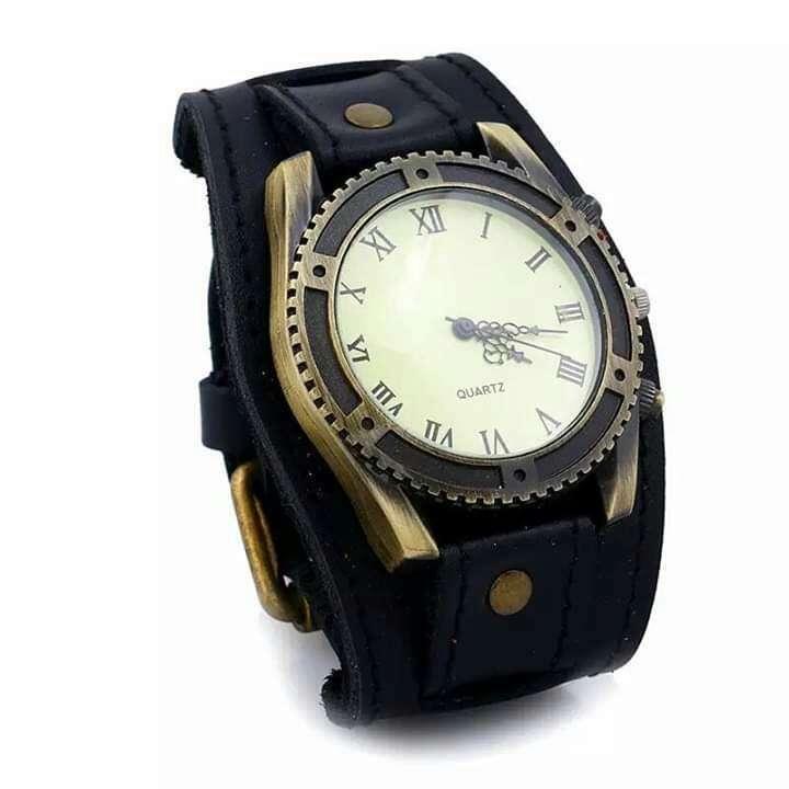Reloj de diseño vintage - 0