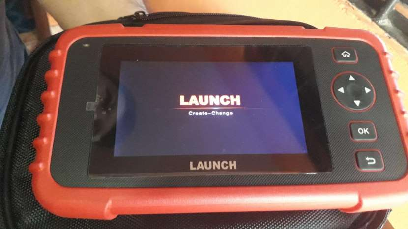 Escáner Launch Creader Profesional 123X - 2