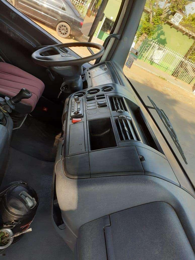 Mercedes Benz Atego 815 2001 - 8