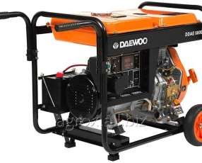 Generador electrico daewoo ddae-6000 220 v. Diesel