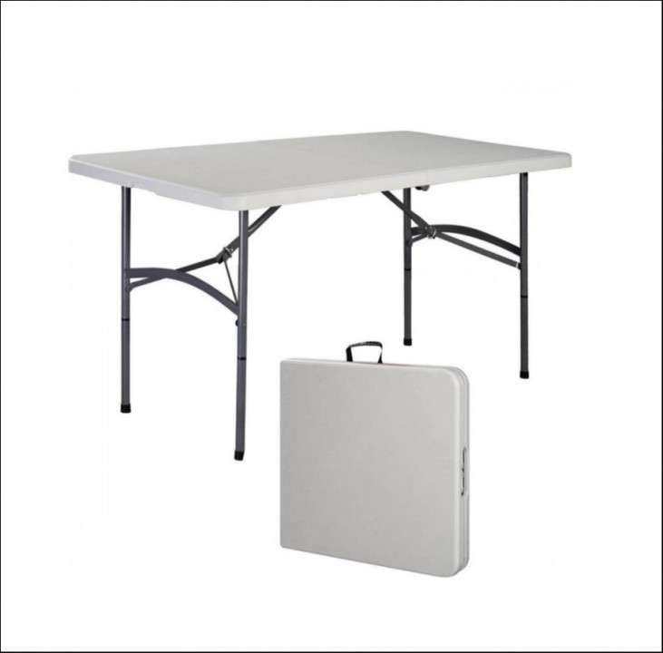 Mesa plegable de 4 lugares - 0