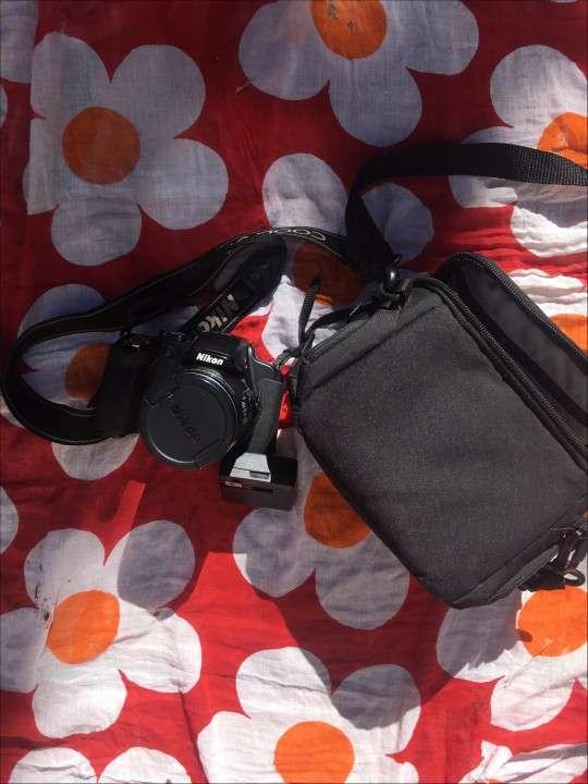 Cámara Nikon P600 - 0