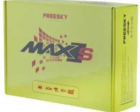 Freesky Max S 4k receptor satelital