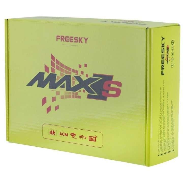 Freesky Max S 4k receptor satelital - 0