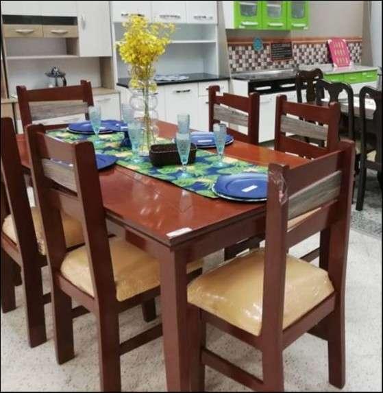 Comedor 6 sillas Carioca - 1