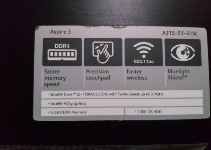 Notebook Acer Aspire - 5