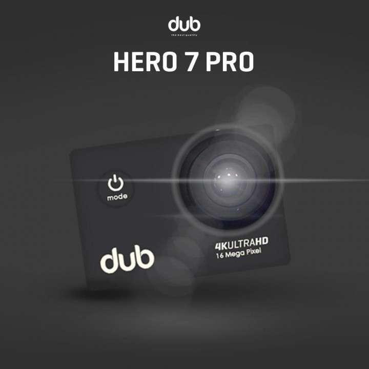 Cámara Deportiva 4K Hero 7 PRO Sumergible - 7