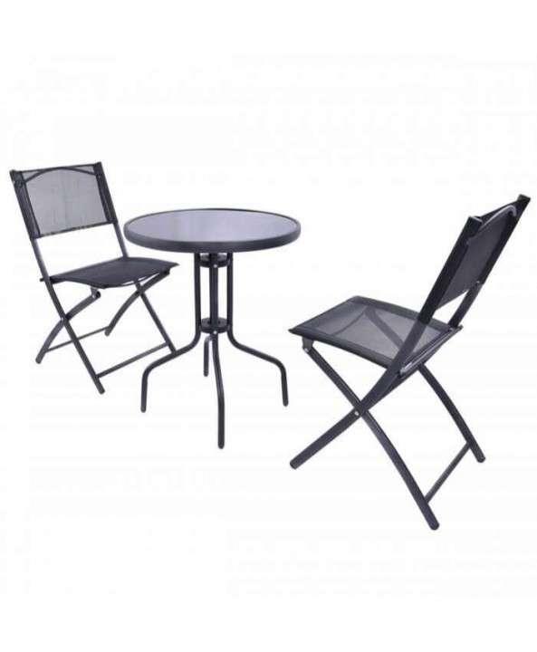 Mueble de Jardín 3 piezas - 0