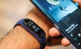 Reloj Smartwatch Mi Band 4