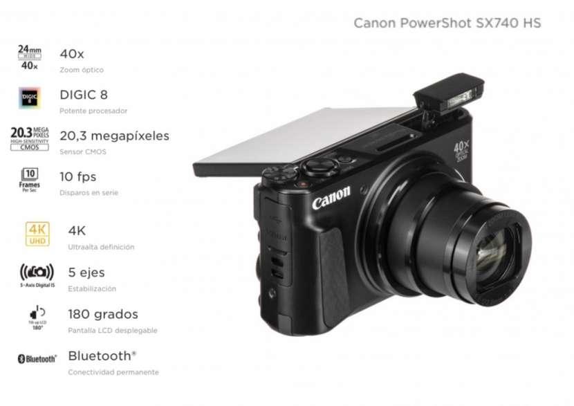 Cámara Canon Powershot SX740 - 0