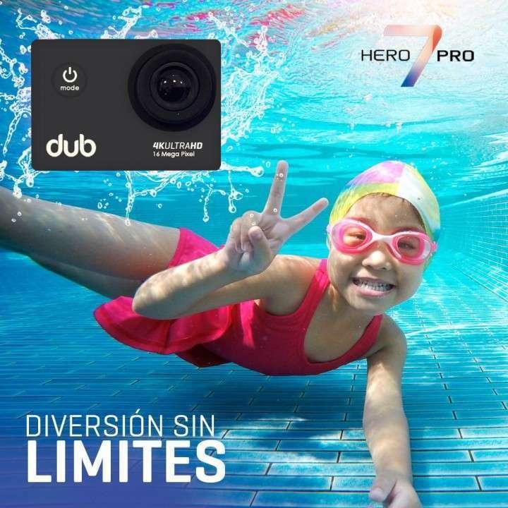 Cámara Deportiva 4K Hero 7 PRO Sumergible - 6