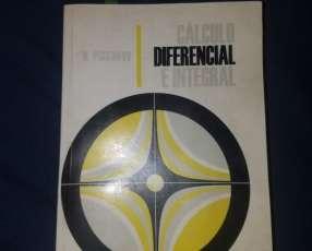 Libro N. Piskunov de Calculo Diferencial e Integral