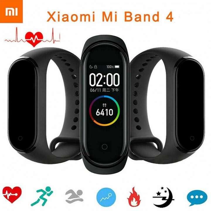 Reloj Smartwatch Mi Band 4 - 1