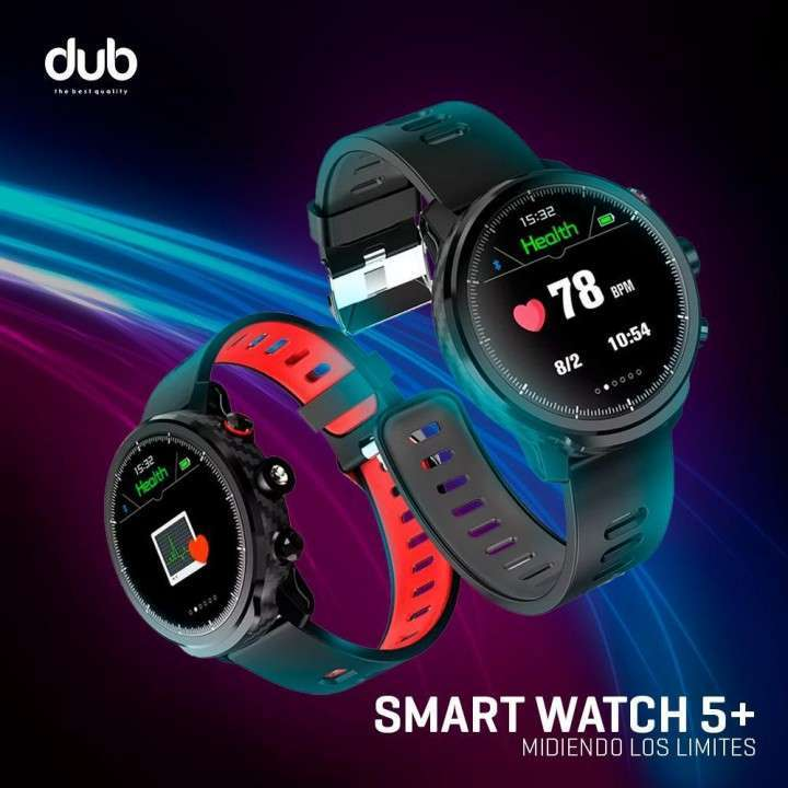 Reloj smart Watch 5+ sumergible - 1