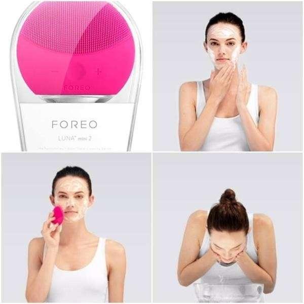 Limpiador y Masajeador Facial - 0