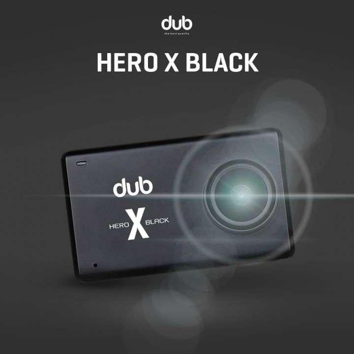 Cámara 4K Hero X Black Sumergible - 0