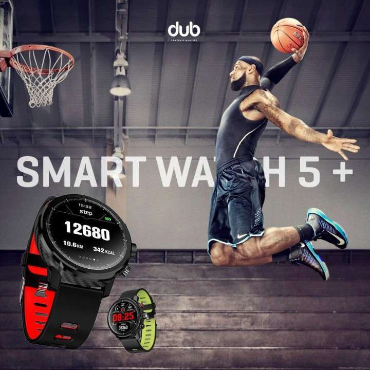 Reloj smart Watch 5+ sumergible - 2