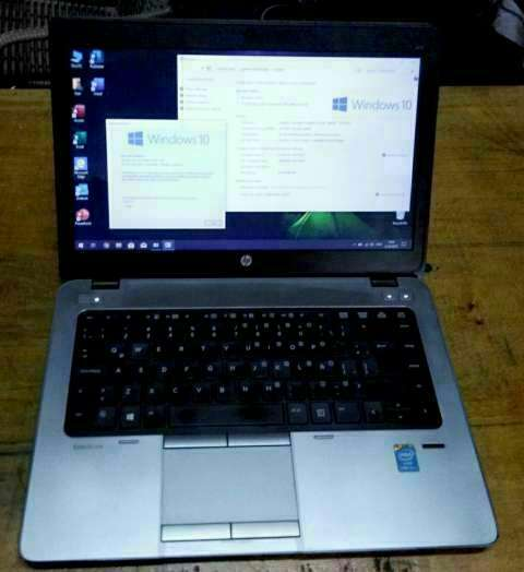 Notebook HP Elitebook 840E impecable - 3