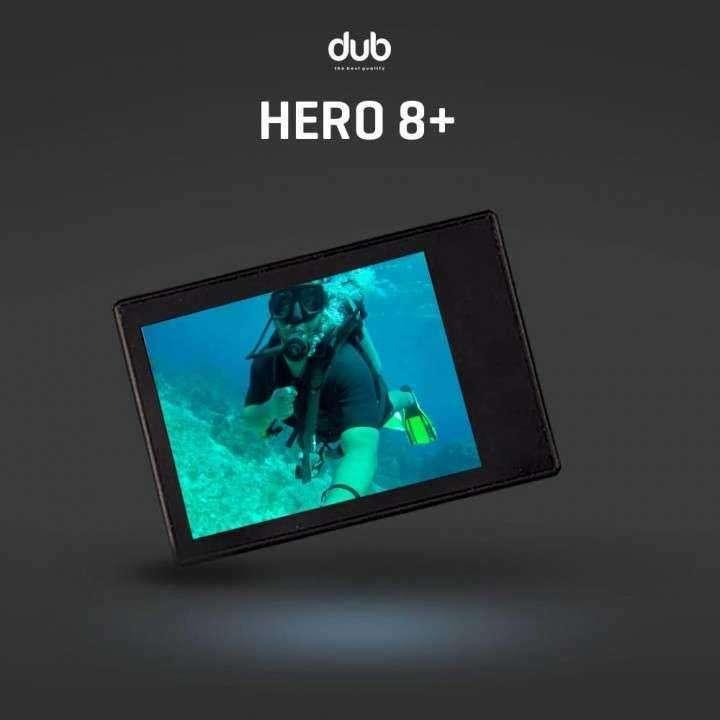 Cámara Deportiva 4K Hero 8+ Sumergible - 5