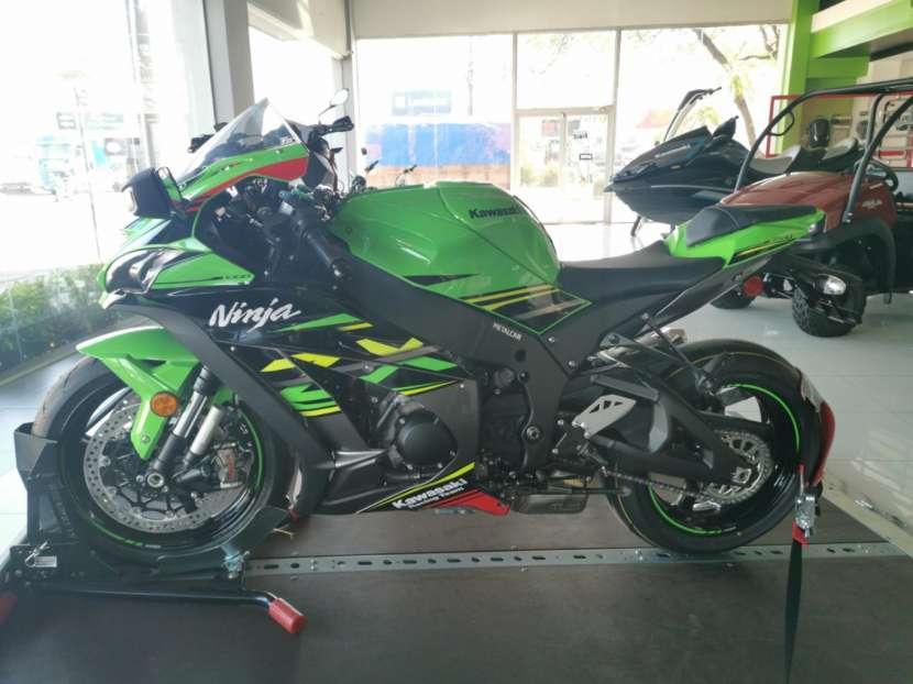 Moto Kawasaki zx10r 2019 - 0