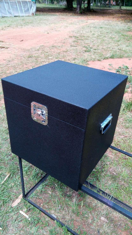 Caja con cerradura - 0