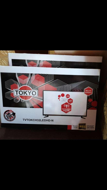 TV Tokyo de 32 pulgadas - 0