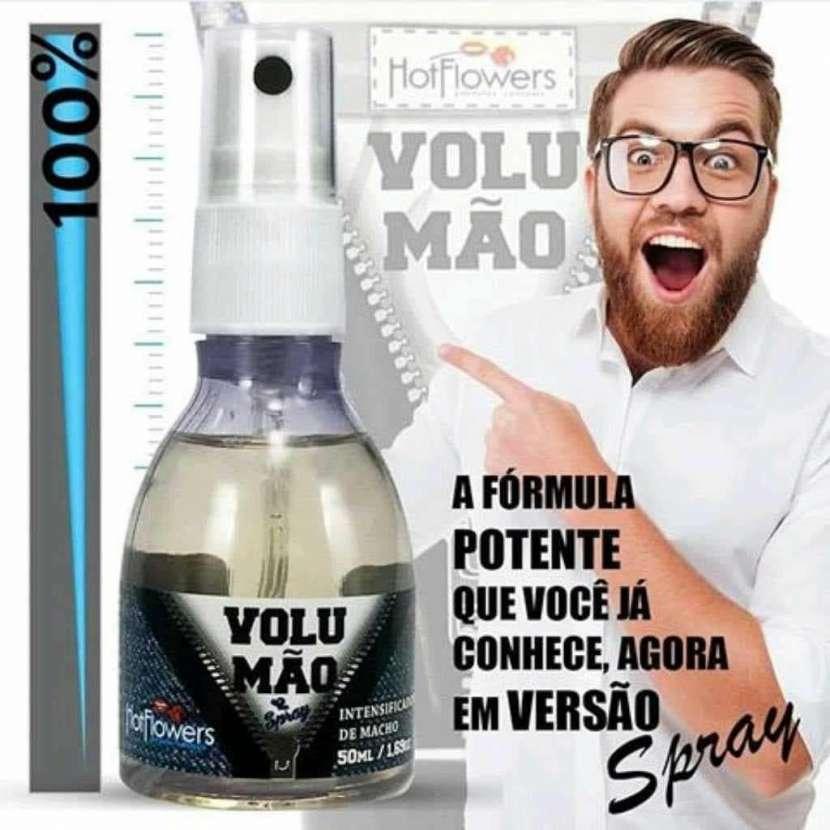 Spray Excitante masculino - 0