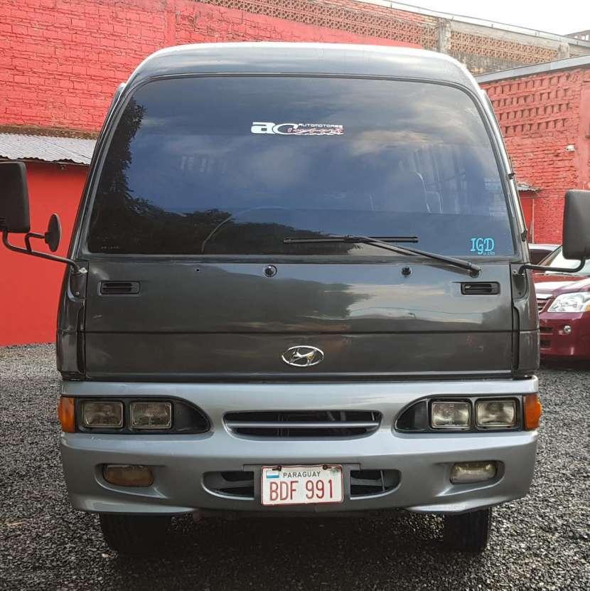 Hyundai Chorus 1997 - 0