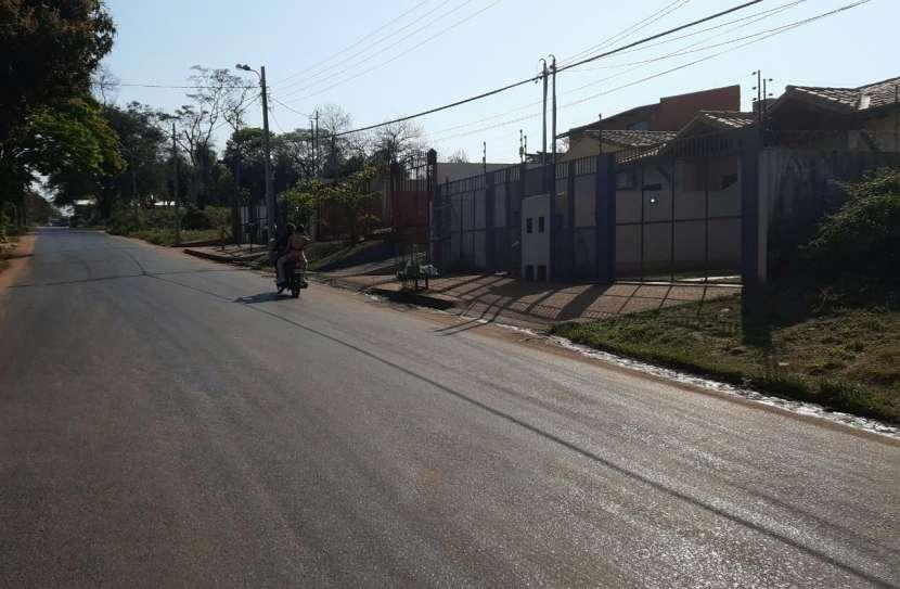 Terreno sobre asfalto en Villa Elisa - 1