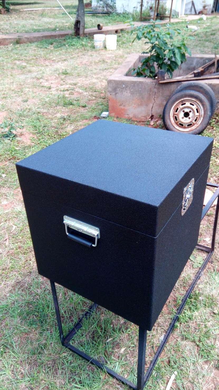 Caja con cerradura - 2