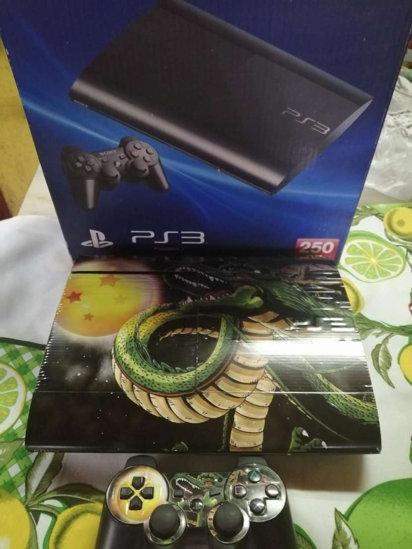 PS3 de 250 gb - 2