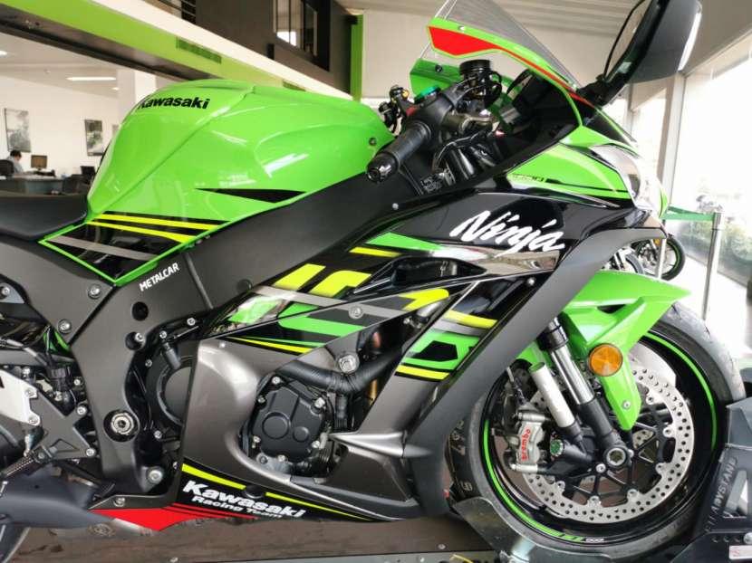 Moto Kawasaki zx10r 2019 - 3
