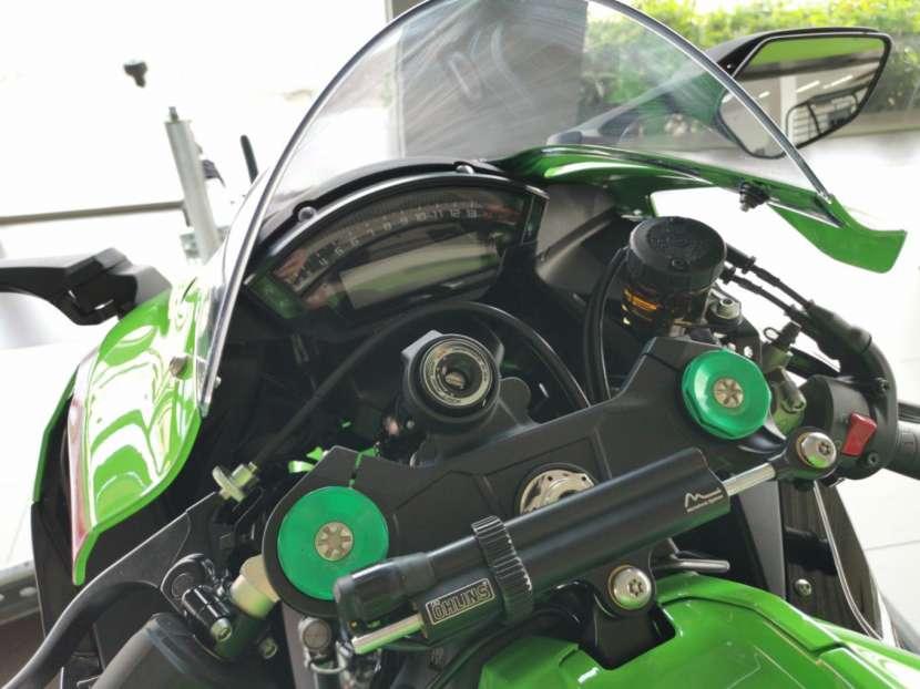 Moto Kawasaki zx10r 2019 - 4