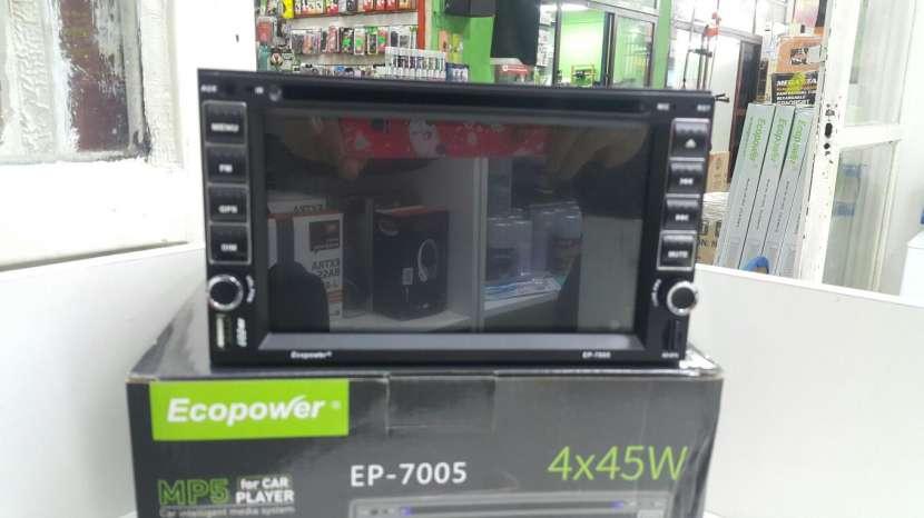 Autoradio Ecopower con pantalla - 6